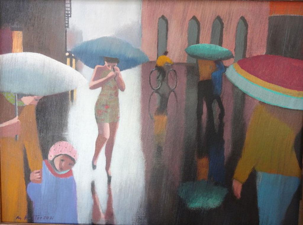 West Village Rain
