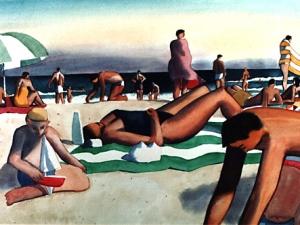 Beach Series II