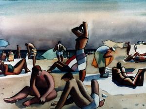 Beach Series III