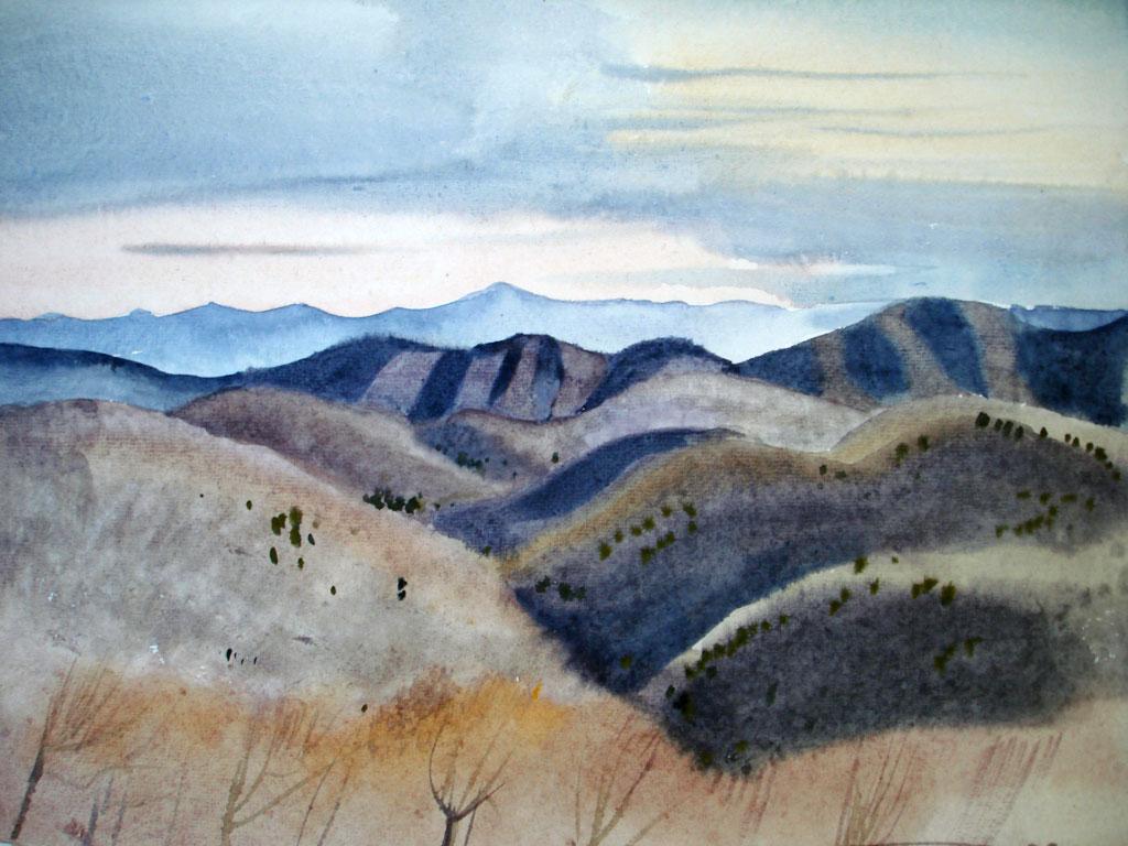 Blue Ridge Mountains, Asheville