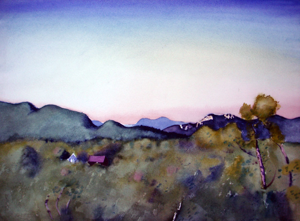 Mountains in Massuchusetts