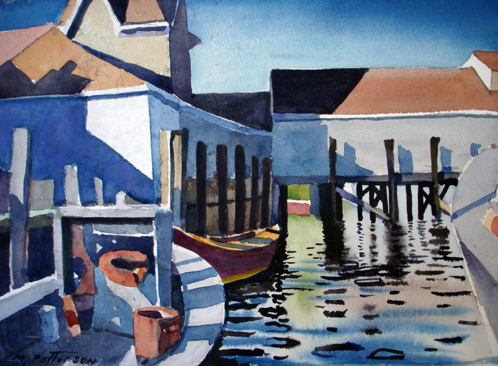 Gosman Dock