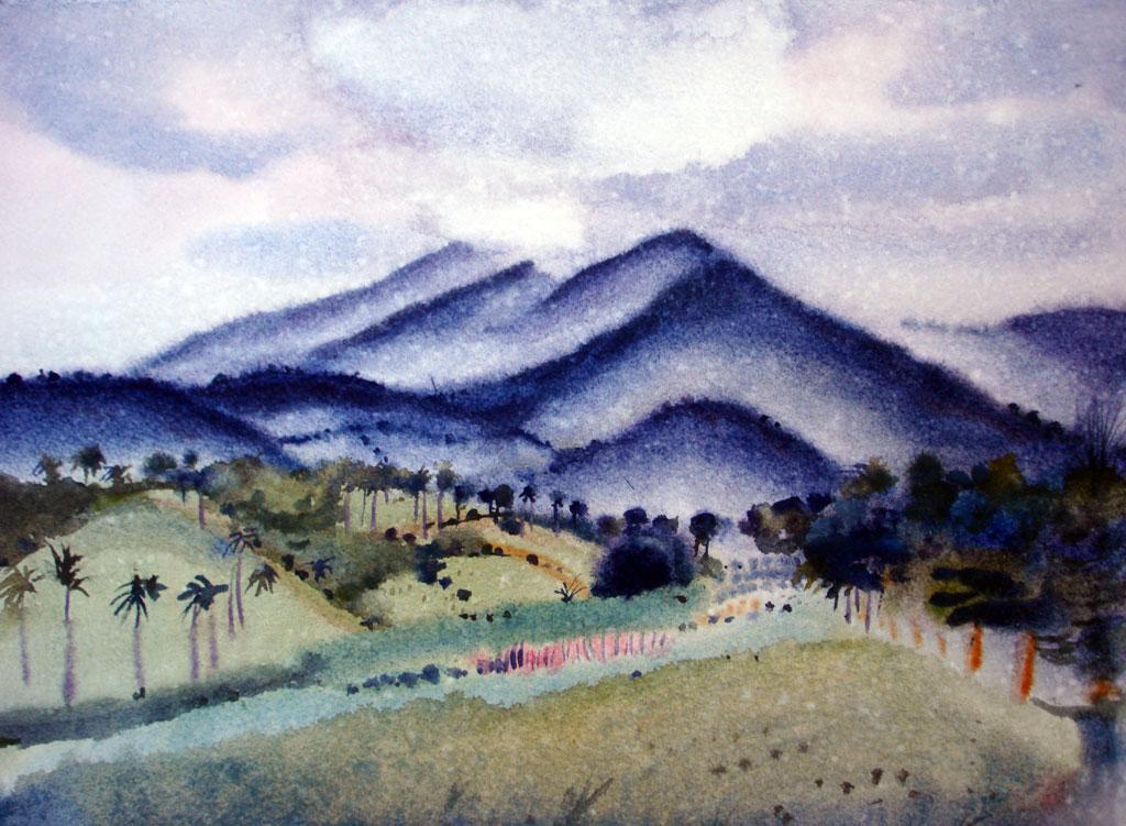 Rain From the Mountains, La Fortuna