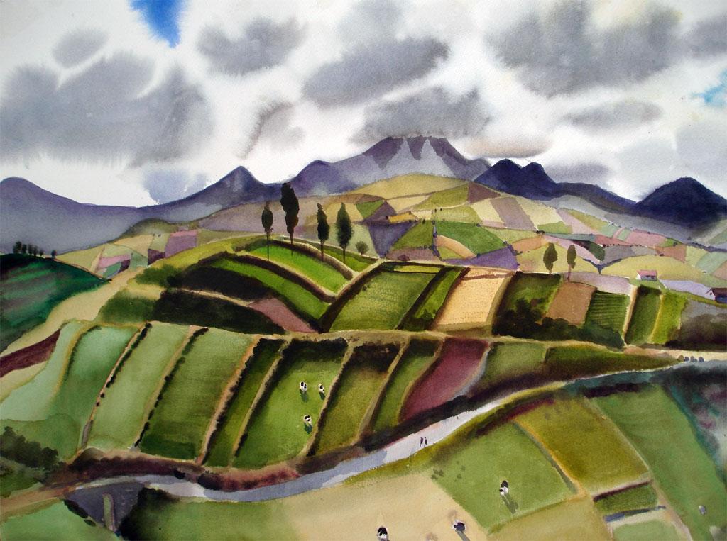 Farmland Patchwork