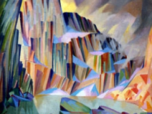 Quarry by Howard Ashman Patterson (Colorado, Oil)
